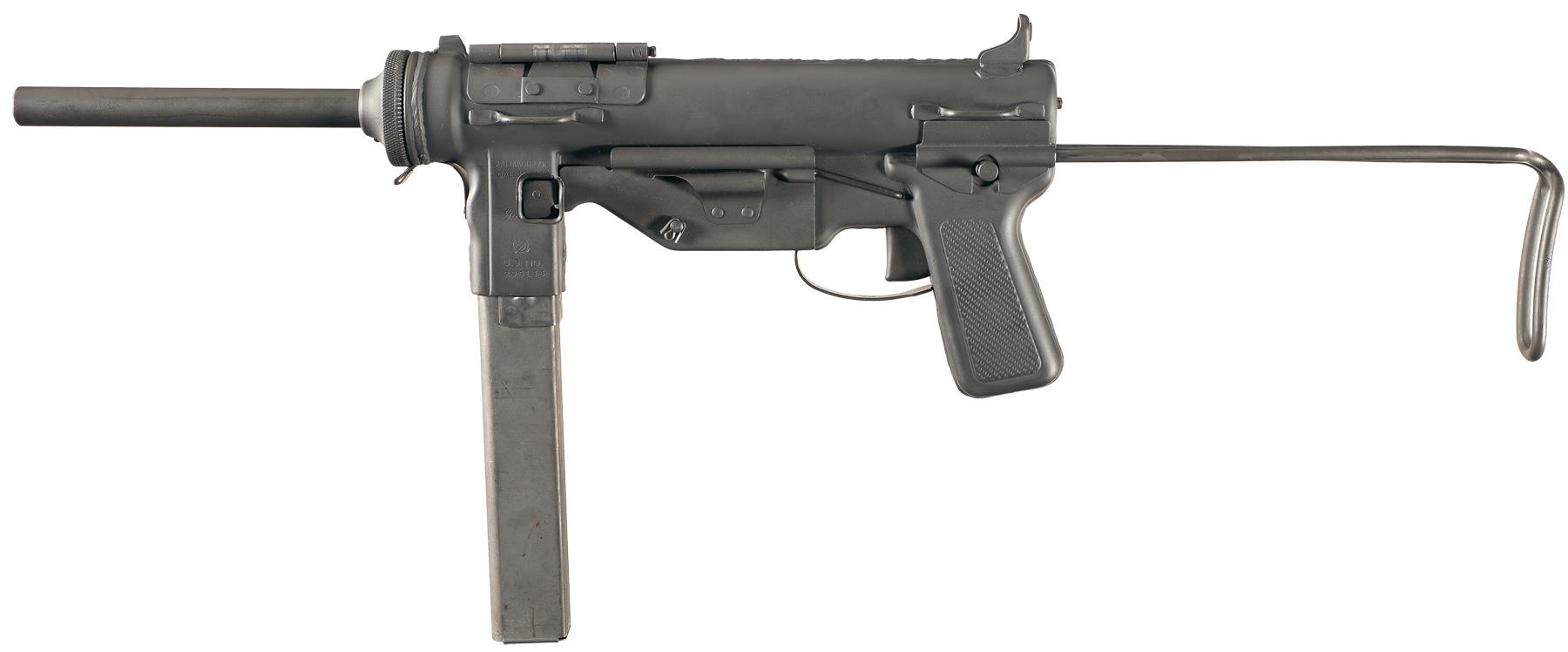 пистолет пулемет устройство и схема работы