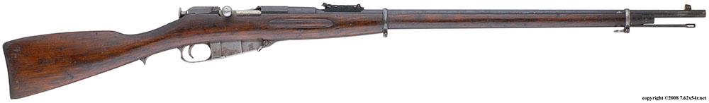Винтовки и карабины системы Мосина – Стрелковое оружие во Второй мировой войне